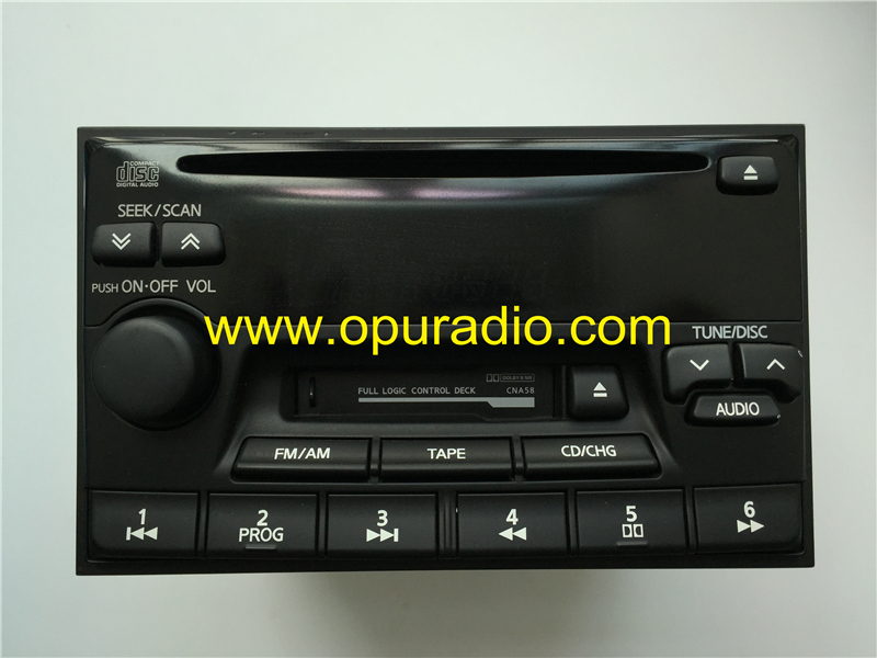 NISSAN PN-2273N Clarion single CD player for Maxima ...