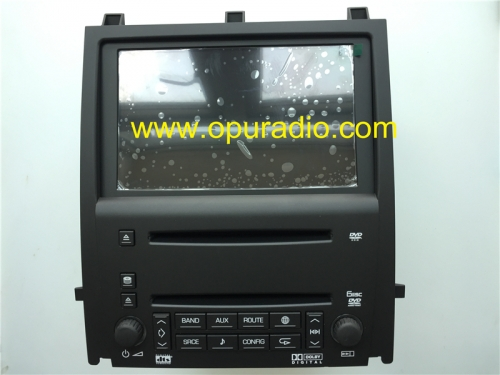 100% Brand new GM 15929702 15233576 15793845 DENSO 468100-5620 for 2005-2007 Cadillac STS car GPS audio 6 disc CD DVD changer navigation Media Phone