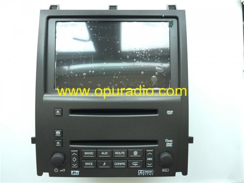 100% brand new GM 20844561 DENSO 468100-6570 for 2009-2011 GM Cadillac STS Base 3.6L V6 car audio 6 Disc CD/DVD changer Navigation Radio phone GPS AM