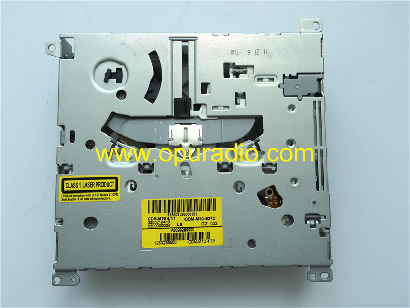 Philips Cdm 1 Single Cd Drive Loader Deck Exact Pcb For Bmw Rcd211 Rcd213 Business Cd