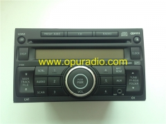 NISSAN 28185 EM31B 6CD changer MP3 CY09C clarion PN-2813L for 07-11 Versa Frontier Xterra Titan car CD radio USA CANADA VER.