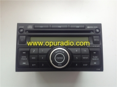 NISSAN 28185 JH60B 6CD CHANGER MP3 CY24D Clarion PP-2864T for Nissan X-Trail T31 OEM Factory car radio Russia lock