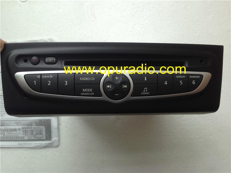 Renault Cd Radio Vdo Nisrdw310 For Koleos Europe Mp3
