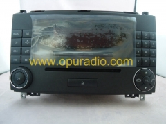 Alpine single CD radio MF2750 for Mercedes Viano/Vito/Sprinter B class Audio 20 CD A169 870 06 89 made in Hungary