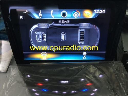 Cadillac CUE completed head unit for 2013-2016 SRX 2014- 2017 CTS CTS-V 2013-2017 ATS ATS-V 2013-2015 XTS 2015-2017 Escalade Platinum EXT ESV
