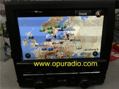 PCM3.1 RADIO Head Unit for Porsche 911 991 981 Boxter Cayenne Naviation GPS 6 disc CD DVD Changer AUX MAP MP3 Phone Bluetooth Europe Version 40GB HDD