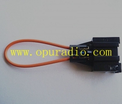 Optical fiber cable female line for Audi BMW Mercedes car audio repair parts