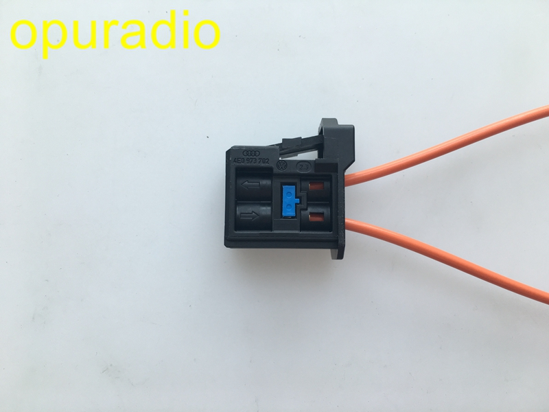 Optical fiber cable Male line for Audi BMW Mercedes car