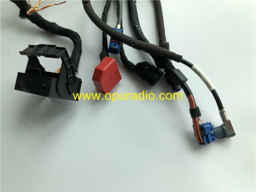 Wiring Tester for VW Volkswagen MIB1 MIB2 Discover Pro1 Pro2 MK7 Polo Passat CC Tiguan T5 T6 Audi A3 A4 Q5 Q7 Multimedia car audio Navigation