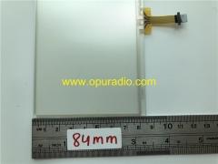 Toyota Corolla Camry RAV4 Fujitsu 6 1inch touch screen digitizer  replacement LA061WQ1 TD04 C061VTN01 0