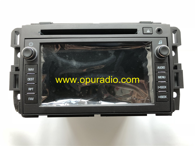delphi radio cd player receiver gm 20791972 for 2009. Black Bedroom Furniture Sets. Home Design Ideas