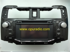 TOYOTA 86140-35100 35150 Car Audio APPS HD Radio CD player Pioneer P10545 for 2014 2015 2016 4 Runner Bluetooth