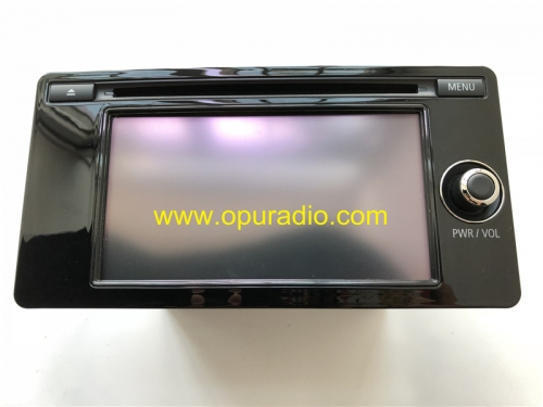 8701A748 Radio CD player DY-5M for 2014-2016 Mitsubishi Lancer Outlander car audio Europe version