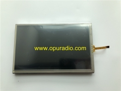 C070VVN02 Display with touch Screen Digitizer for Toyota Lexus Car navigation radio Media Audio Panasonic