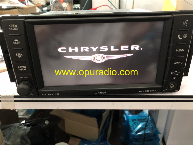 Emulator With Wirings Tester For Chryser 200 Rez Jeep Car