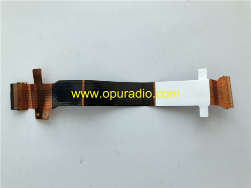 Flex cable ribbon for Display connect with Mainboard Lexus ES250 ES350 Toyota Land Crusier LX570 HDD Navigation