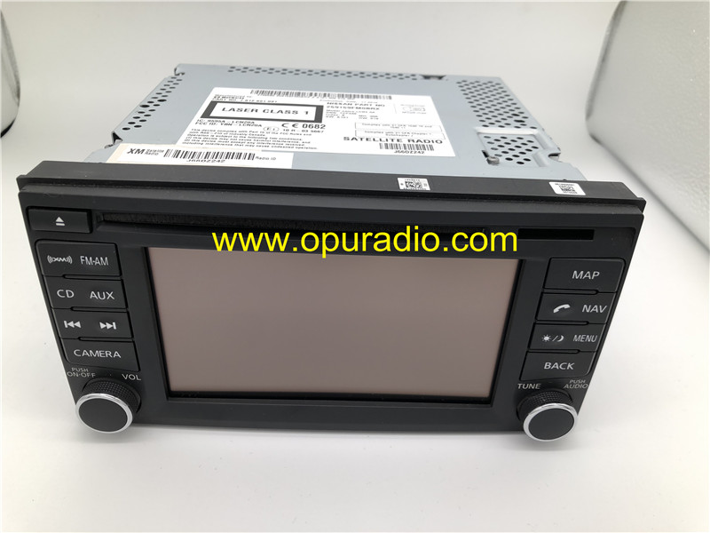 259159fm0b Nissan Lcn2 Us Bosch Radio For 2014