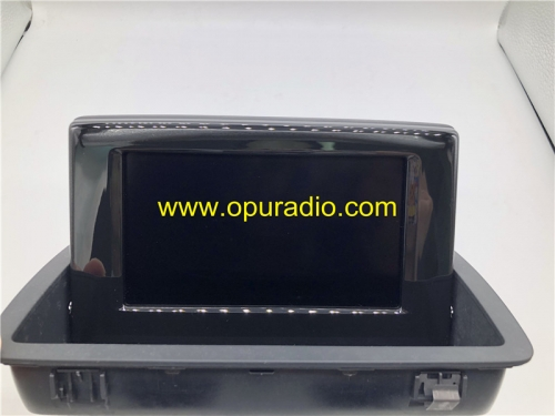 2011-2015 AUDI Q3 8U Multiscream 8U0857273B Display Screen Navi Plus MMI High car MAP