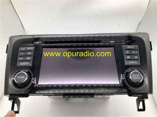 BOSCH LCN2 7612051287 2014-2016 NISSAN Rogue X-Trail 251954BA0A SATELLITE RADIO XM MAP