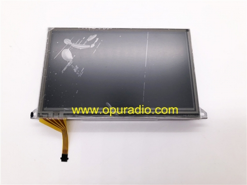 LQ050T5DW02 display with touch screen Digitizer for Fiat 500 500L 330 VP2 ECE 636 WAFTA 250 Chrysler Dodge Ram 1500 Truck Alfa Romeo Lancia