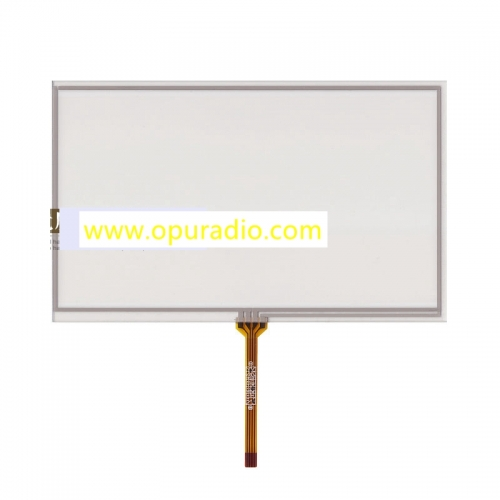 165MM X 100MM 7.0inch Touch Digitizer for HSD070IDW1 LCD Display screen Car Navigation Audio