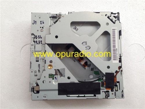 Matsushita Panasonic 6-Disc CD/DVD changer mechanism loader drive laufwer with exact PCB for Mercedes Comand NTG3 W221 S class CL550 CL63 CL65 S550 S5