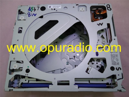 Pioneer 6 disc CD/DVD changer mechanism with PC board old style for Toyota Land Crusier Lexus IS250 IS350 ES GS LS car navigation Mark Levinso radio