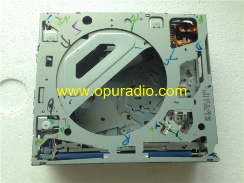 Pioneer 6-disc CD/DVD changer Mechanism without PCB old style for OEM Toyota LAND CRUISER Lexus IS250 IS350 ES350 ES240 RX270 RX350 LX570