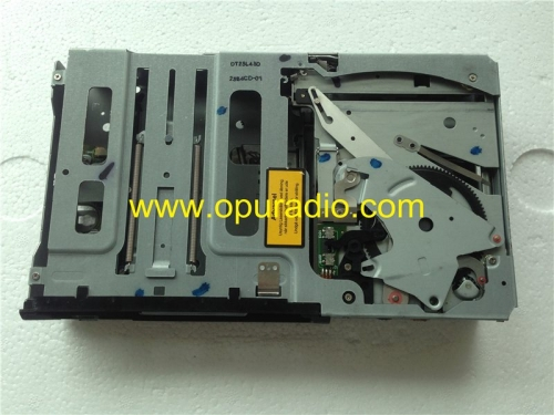 DT23L43D 6-DISC CD CHANGER Mechanism for MC3010 A2038209089 CD WECHSLE MERCEDES CLK500 W215 203 W209 W210 W211 W220 W163 R230