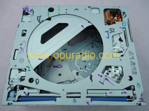 Pioneer 6 disc DVD changer without PCB for Lexus AVH-P6850 P6050 Toyota Prado LAND CRUISER Jeep Car DVD navigation tuner systems
