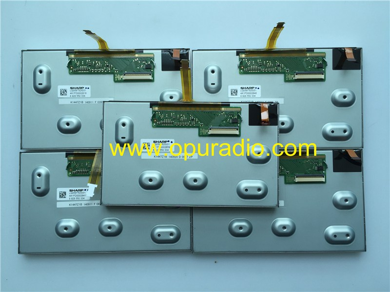 Sharp Lcd Display Touch Screen For Nissan