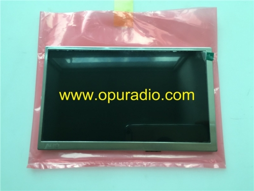 AUO Display C070FW01 V0 BLT070T0306 LCD Screen Monitor for Volvo Headrest Overhead DVD Player Roof Rear Seat Entertainment Media Audio DVD Video