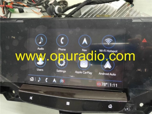 Wiring Tester for 2019 Cadillac CT6 XT5 car navigation Carplay