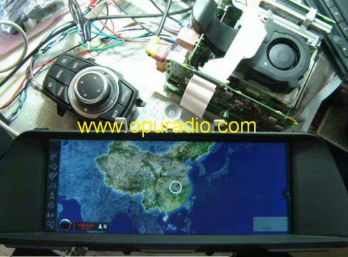 BMW CIC Navigation Radio mainboard motherboard testing Sockets a lot (2pcs 2 Rank) and (2PCS 3 Rank) easy for testing board