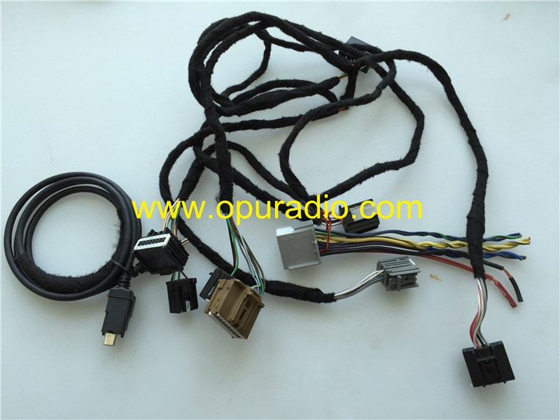 Wiring Harness for Cadillac CUE Touch | opuradioOpuradio