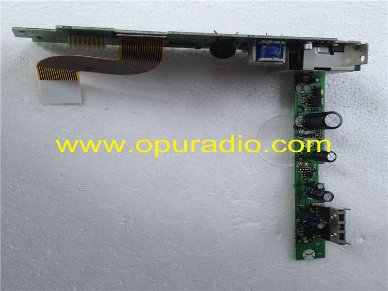 Pcb For Volvo Xc90 Xc60 S60 Optical Fiber Car 6 Cd Changer Radio Pc Board Power Electronics