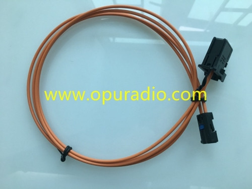 Optical most cable line for Audi Mercedes Bmw F20 AMP Bluetooth car GPS fiber cable