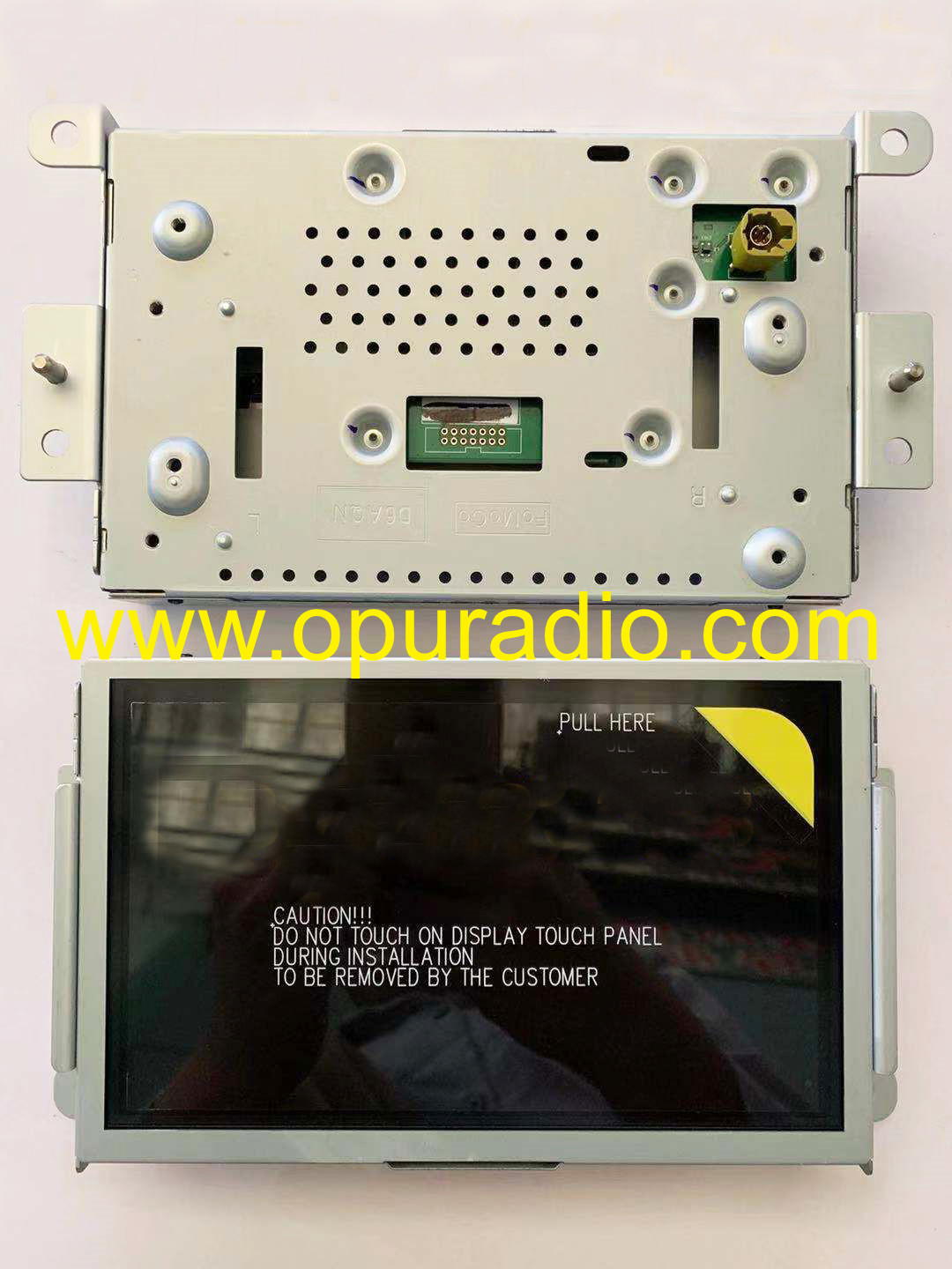 275 Best Lcd Unit Images On Pinterest: LQ080Y5DZ05 Monitor With Touch Screen Display Module For