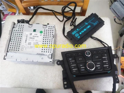 Wiring Tester for Opel Vauxhall Buick GM car radio Low