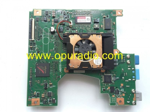 PCB 86120-35530 mainboard For Toyota 4Runner Radio Replacement
