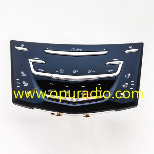 Cadillc Faceplate air conditioning for SRX XTS ATS Car Replacement