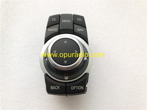 2009-2011 BMW 1 E82 E88 3 E90 E92 5 E60 X5 E70 iDRIVE MEDIA SWITCH CONTROLLER JOYSTICK CIC Switch