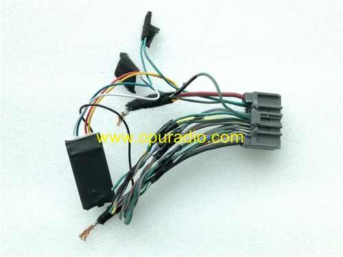 Wiring Tester for 2011-2013 Chrysler Dodge Jeep 6 DVD Single DVD Sirius Radio Low Speed Power on Bench