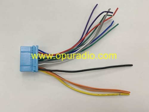 Harness Cable line connector 39050-SDA-A020-M1 for 2003-2007 Honda Accord Radio Receiver Am FM CD