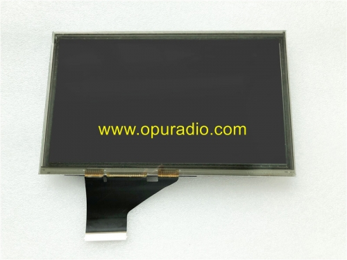 LA080WV3-SD01 LG Display with Touch Screen Digitizer for Hyundai KIA car Navigation Europe Version