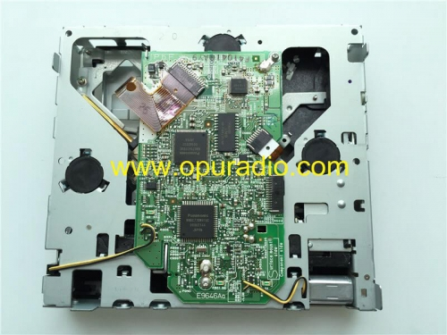 Panasonic single CD drive Correct board for 2008-2012 Mercedes Benz C Class GLK350 C300 BR204 1CD A2049008805