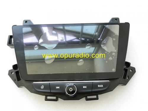 GM42687320 8inch Display With Touch Screen for 2019 2020 GM Opel Vauxhall Chevrolet car navigation Media