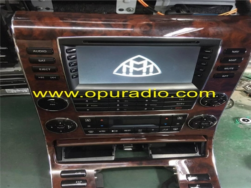 Repair Radio Unit A2408206789 BE7026 Headunit High MB Maybach 57 62 HMI Comand Navigation radio W240