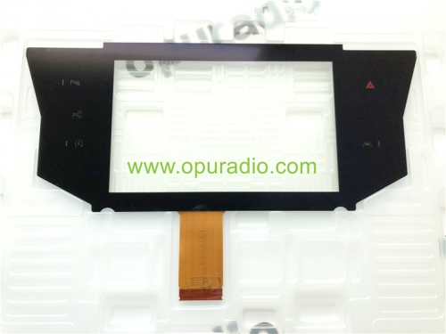 8inch Touch Screen Panel Digitizer for 2019 2020 Cadillac XT5 car navigation Media Audio APPS