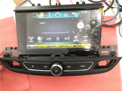 GM 39218091 Dsiplay Touch Screen for Opel INSIGNIA B ADAM Vauxhall Car Navigation SAT NAV